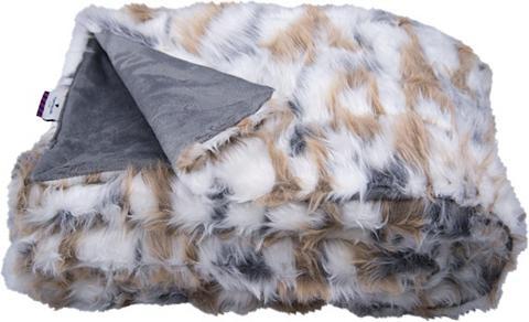 TOM TAILOR Užklotas »Cosy Fur«