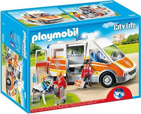 PLAYMOBIL ® Krankenwagen su lemputė ir garsas (6...
