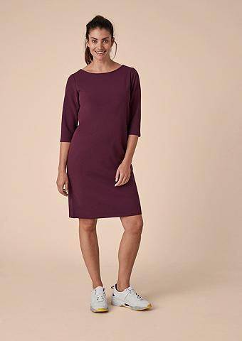 TRIANGLE Schlicht elegantiška suknelė