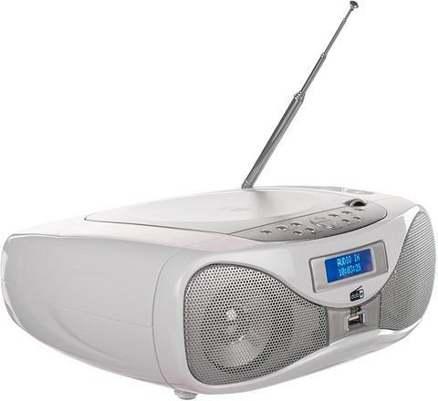 DUAL »DAB-P 160« Boombox (2 Watt)