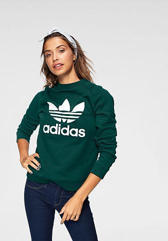 ADIDAS ORIGINALS Sportinio stiliaus megztinis »TRF CREW...