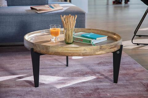 TOM TAILOR Kavos staliukas »T-TRAY TABLE LARGE« s...