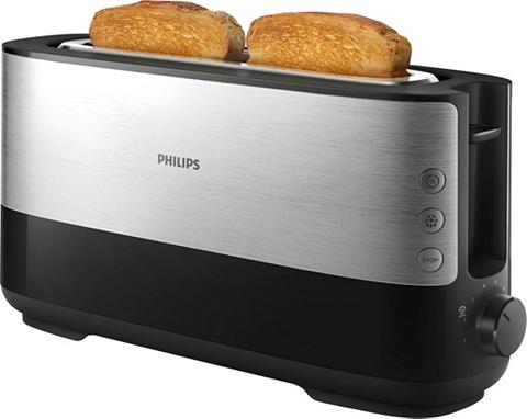 Philips Toaster HD2692/90 1 langer Schlitz dėl...