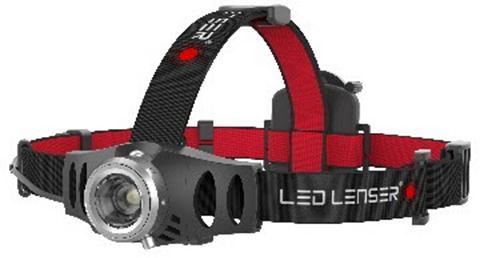 LED LENSER Prožektorius tvirtinamas ant galvos »K...