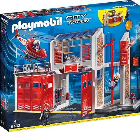 PLAYMOBIL ® Große Feuerwache (9462) »City Action...
