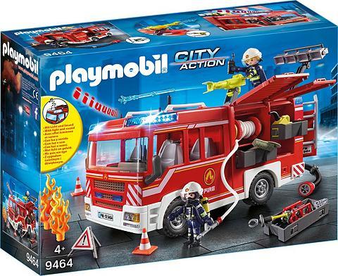 Playmobil ® Konstruktions-Spielset »Feuerwehr-Rü...
