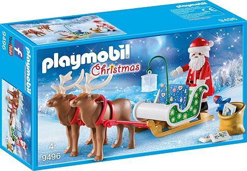 PLAYMOBIL ® Rentierschlitten (9496) »Christmas«