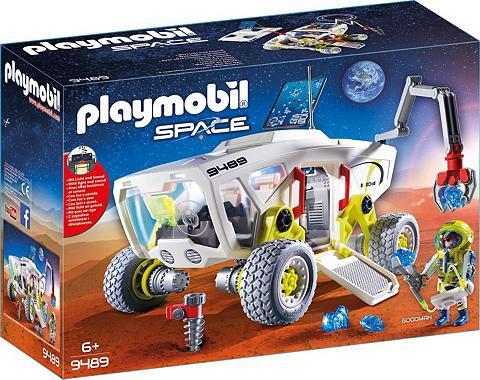 PLAYMOBIL ® Mars-Erkundungsfahrzeug (9489) »Spac...