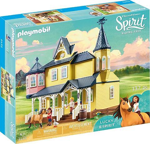 PLAYMOBIL ® Luckys glückliches Zuhause (9475) »S...
