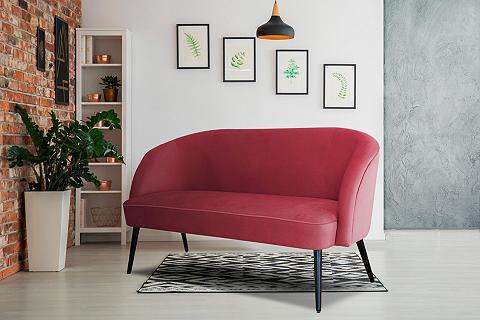 INOSIGN Dvivietė sofa »Caren« su Keder auch ka...