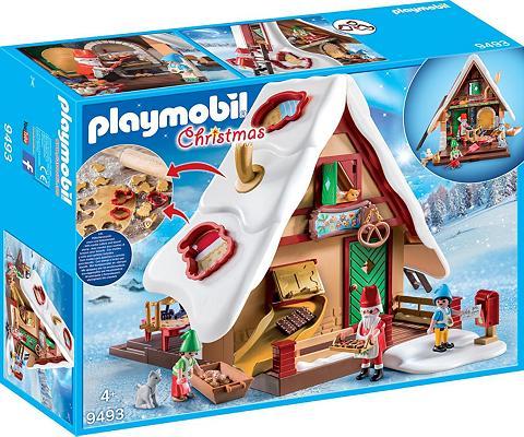 PLAYMOBIL ® Weihnachtsbäckerei su Plätzchenforme...