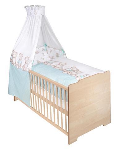 Vaikiškos lovos komplektas »Bären«