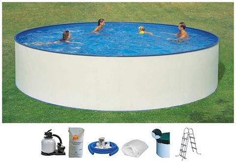 HANSEATIC Filtras Rinkinys: apvalus baseinas 7-t...