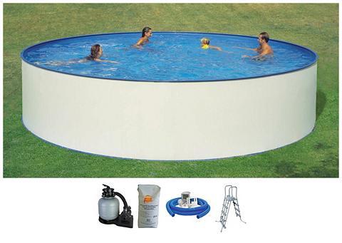 HANSEATIC Filtras Rinkinys: apvalus baseinas 5 v...