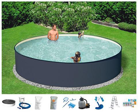 HANSEATIC Filtras apvalus baseinas Rinkinys: