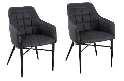 HOME AFFAIRE Kėdė »Lluc« im 2-iejų vienetų rinkinys...