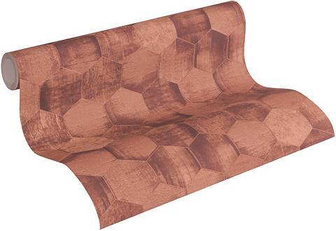 LIVINGWALLS Tapetai living walls »Tapete Materials...