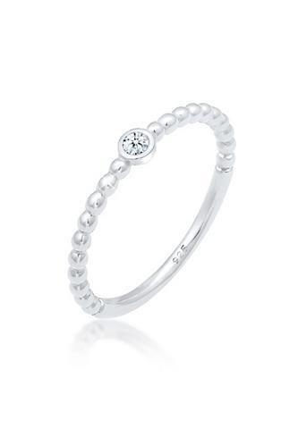 ELLI Žiedas su deimantais »Verlobung Geo Ku...