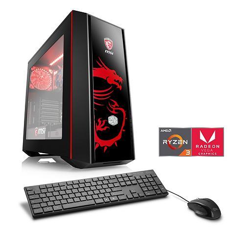 CSL Žaidimų PC | Ryzen 3 2200G | Radeon Ve...