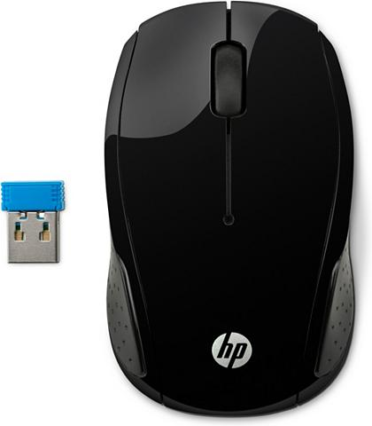 HP Wireless Mouse 200 »Kabelloser Komfort...