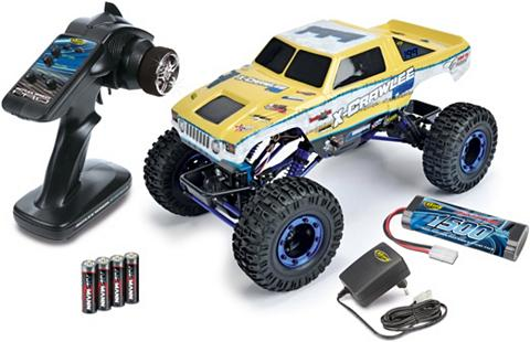 CARSON RC-Komplettset Monstertruck »X-Crawlee...