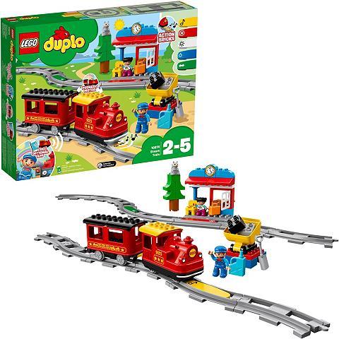 LEGO ® Konstruktionsspielsteine »Dampfeisen...