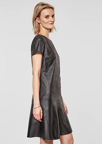 S.OLIVER BLACK LABEL Suknelė im Odos imitacija