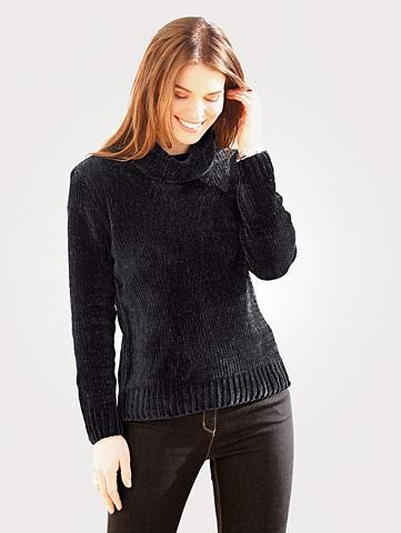MONA Megztinis iš švelnus Chenille