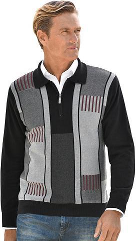 MARCO DONATI Megztinis su Polo tipo apykaklė