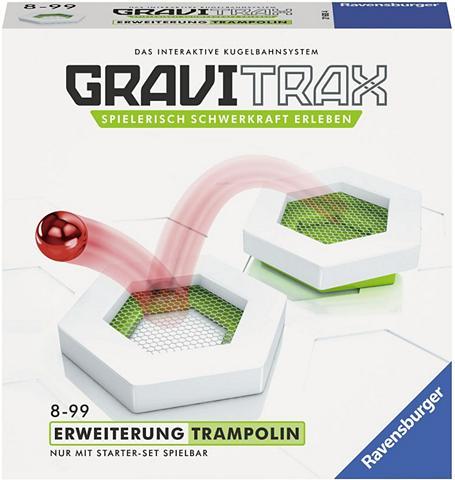 Ravensburger Kugelbahn-Bausatz »GraviTrax® Trampoli...