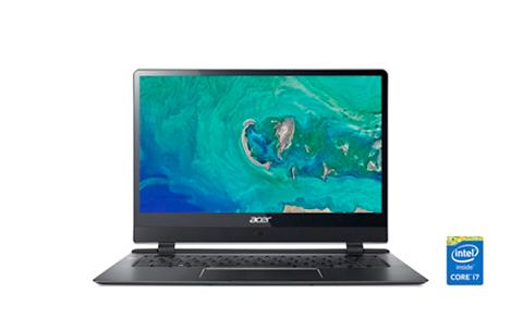 ACER Notebook/Ultrabook »SF714-51T-M2FT I7-...