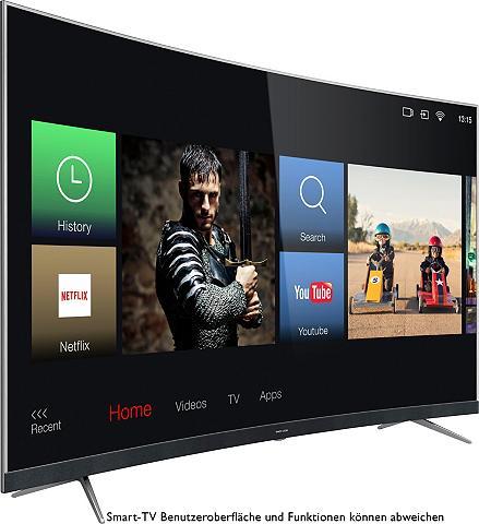Thomson 55UD6696 Curved-LED-Fernseher (139 cm/...