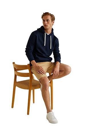MANGO MAN Marškinėliai su gobtuvu iš Baumwoll-Pi...
