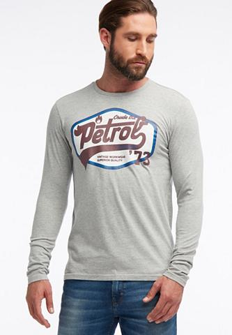 PETROL INDUSTRIES Ilgi marškinėliai