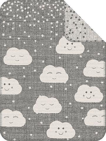 S.OLIVER Vaikiškas užklotas »Clouds«