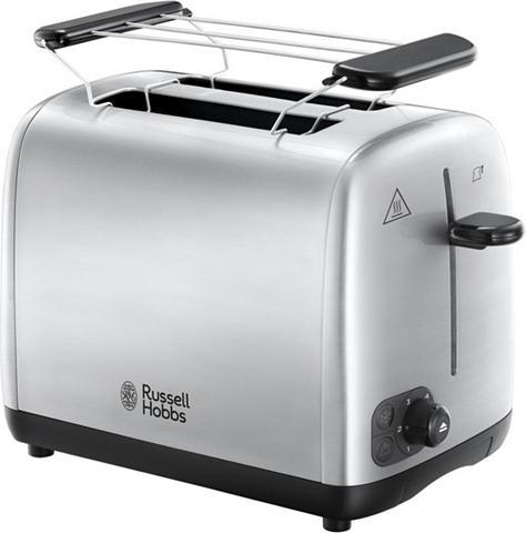RUSSELL HOBBS Toaster Adventure 24080-56 2 kurze Sch...