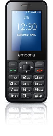 EMPORIA Mobilusis telefonas »TALKsmart«