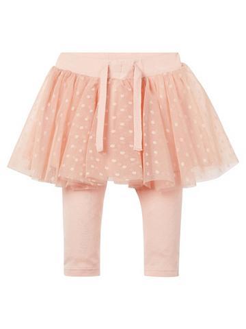 NAME IT Tiulinis sijonas su tamprės