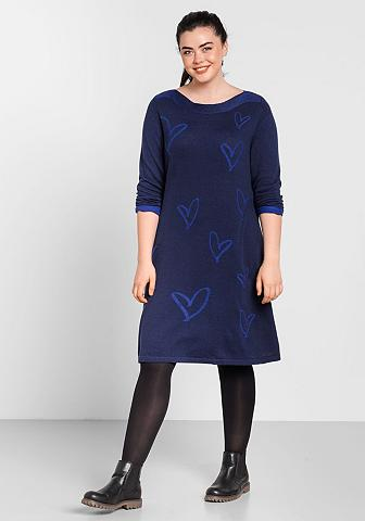 SHEEGO CASUAL Megzta suknelė