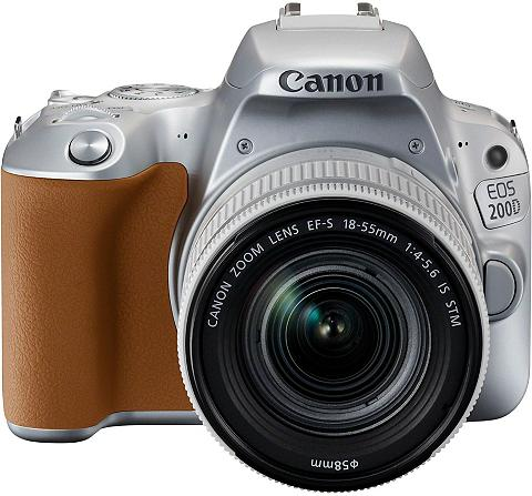 CANON »EOS 200D + EF-S 18-55mm 1:4-56 IS STM...
