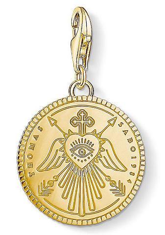 THOMAS SABO Pakabukas »Coin gold 1705-413-39«