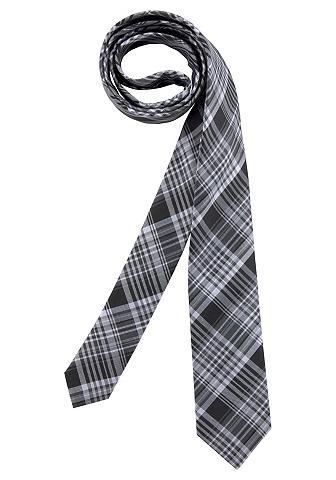 Man's World Krawatte in 2 Längen iš grynos šilkas