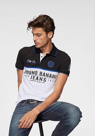 Bruno Banani Polo marškinėliai Piqué