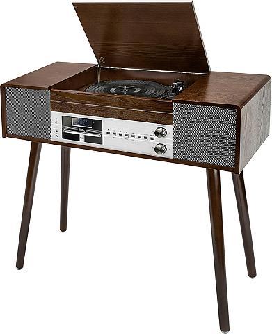 DUAL » NR 60 DAB« Kompaktiška garso sistema...