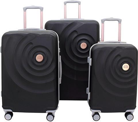 F23 ? Plastikinis lagaminas ant ratukų rin...