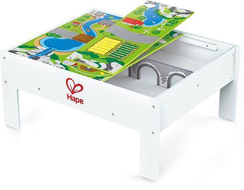 HAPE Vaikiškas stalas »Spiel- ir Aufbewahru...