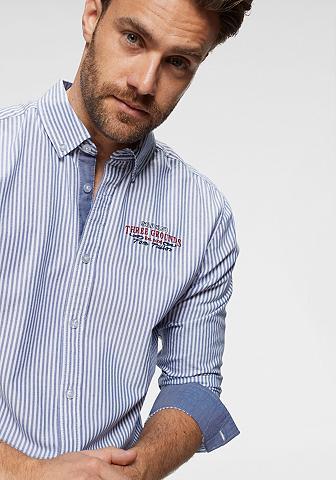 TOM TAILOR POLO TEAM TOM TAILOR Polo marškinėliai Team dryž...