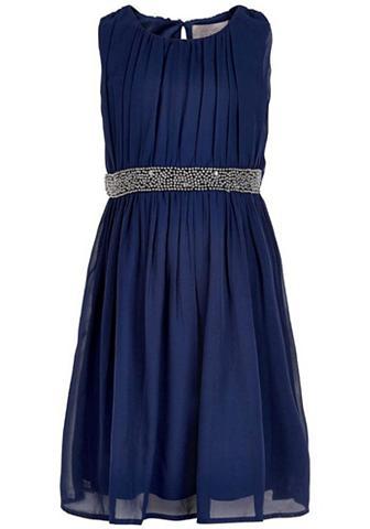 CREAMIE Šifoninė suknelė