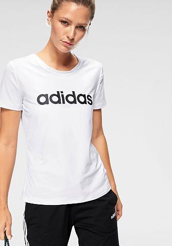 ADIDAS Marškinėliai »DESIGN TO MOVE LOGO TEE«...