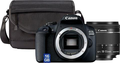 Canon »EOS 2000D EF-S 18-55 IS II Value Up K...